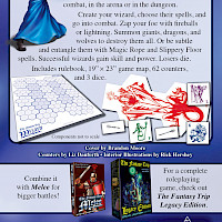 Wizard back cover