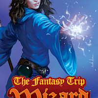 Wizard front cover