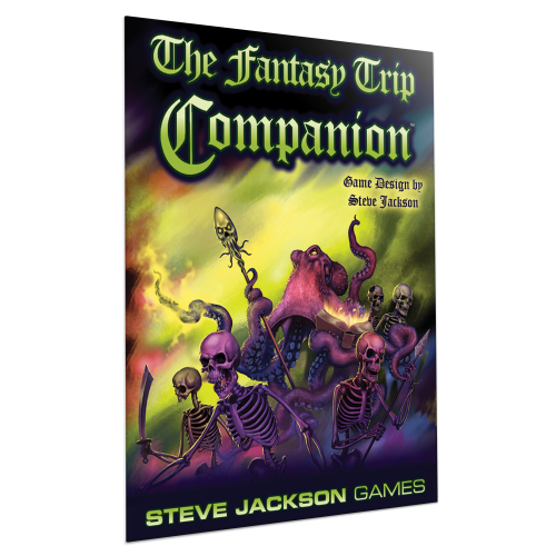 The Fantasy Trip Companion cover