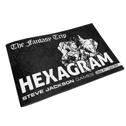 Hexagram - Issue #1 cover