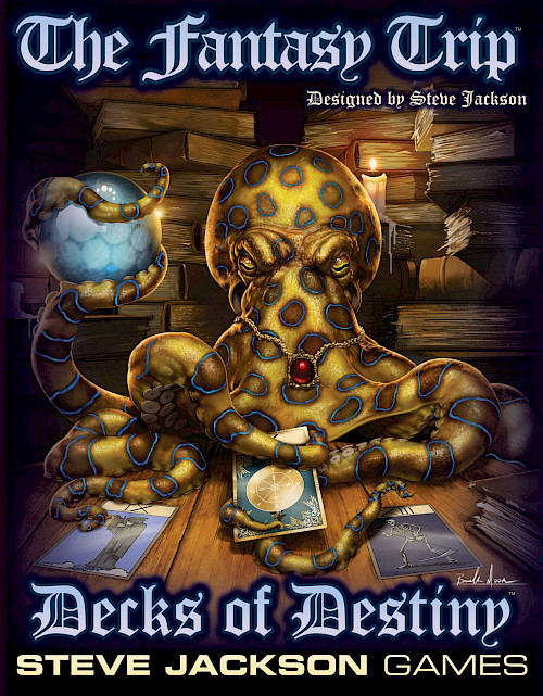 Decks of Destiny cover