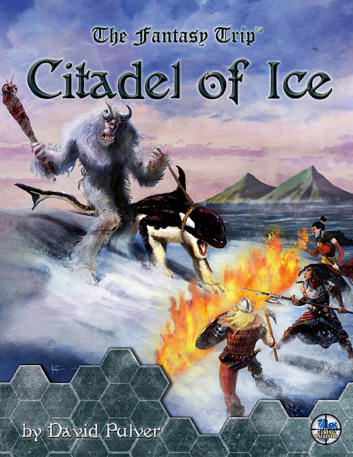 Citadel of Ice cover