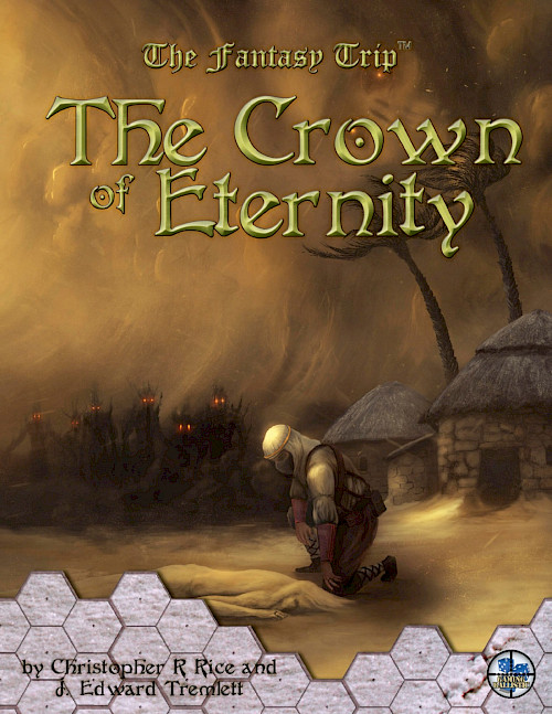 The Crown of Eternity cover