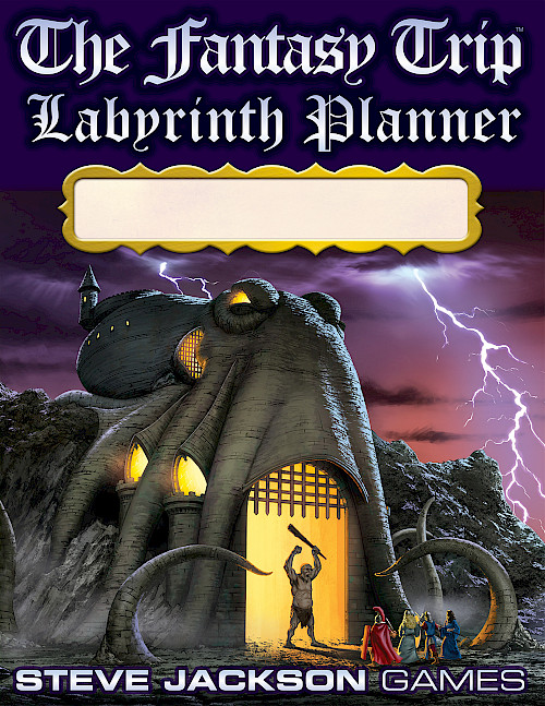Labyrinth Planner cover